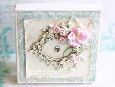 Pudełko na kartkę ślubną Card Boxes, Heart Cards, Sachets, Envelopes, Diys, Anna, Invitations, Cool Stuff, Frame