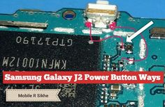 Samsung Galaxy Power Button Solution Jumper Ways o apply this jumper as given in mobile diagram Samsung Galaxy Power Button Solution Android Phone Hacks, Samsung Android Phones, Samsung Mobile, Samsung Tabs, Samsung Galaxy, Iphone Repair, Mobile Phone Repair, Boombox, Android Tutorials