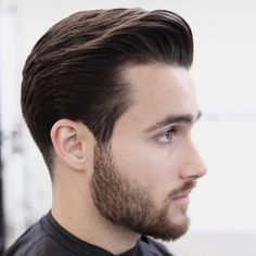 Heavy Stubble - Different Types of Beards, Best Beard Styles and Ideas, Cool Facial Hair Shapes and Designs Trending Hairstyles For Men, Mens Hairstyles With Beard, Cool Hairstyles For Men, Boy Hairstyles, Haircuts For Men, Hairstyle Ideas, Modern Haircuts, Short Haircuts, Beard Styles For Men