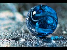 Inspired by I decided to see what I could do with water drops, aluminum and a glass marble Backgrounds available: Comments and Critiques welcome For pri. Wet and Blue Im Blue, Love Blue, Blue Green, Blue And White, Cobalt Blue, Cerulean, Dark Blue, Azul Indigo, Everything Is Blue