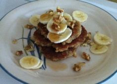 Banana pancake 4 medium