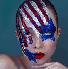 This 4th of July 2017 was unreal surpassing all expectations! Thank you to our @MehronMakeup Girls and Boys who submitted varying makeup looks of Stars and Stripes.  WOW!!!! READ OUR BLOG ON LINK IN BIO FOR FULL STORY!!  Featured Artist : @daryna_barykina using Paradise Makeup AQ  Blog featured Artists:  @brittni.price  @speckofmakeup  @ignitedbeauty  @luci_face2face  @butterflyjasmine49  @sheismeaganlee  @zachzenga  @thebriabeauty  @crystalhoytbeauty  @barbell_barbie147  @dadollitaz…
