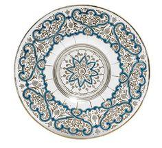 Lobmeyr - Glass plate / Dorotheum
