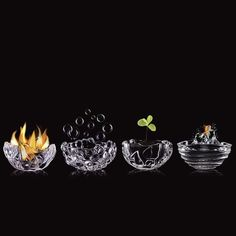 The Four Elements collection from Rogaska is inspired by the four natural elements: earth water air and fire. These stunning bowls will make a wonderful addition to any home and the perfect gift. Avail @ideedicasa.ca #giftidea #weddingregistry #registredemariage #montrealweddingplanner #montrealeventplanner #weddingplanning #wedding #wedding2018 #wedding2019 #CadeauxIDEEDICASA #IDEEDICASAGiftware #weddingorganizer #bridalshower2018 #bridalshowergift #showerdemariage #registrywedding…
