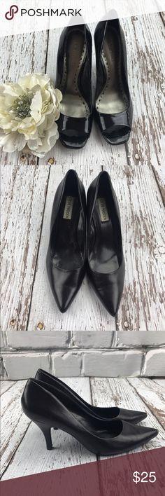 """💕SALE💕Steve Madden Black Kitten Heels Fabulous 💕Steve Madden Black Kitten Heels 2 1/2"""" Heel Steve Madden Shoes Heels"""