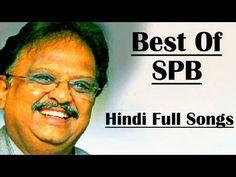 "▶ Best Of ""S P Balasubramaniam"" Hindi Songs - SPB Superhit Songs - YouTube"
