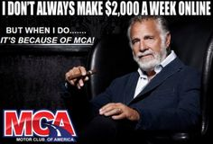 Motor Club Of America  http://www.empowernetwork.com/joanbob3/2013/04/23/motor-club-of-america-sales-position/