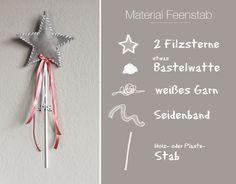 Kindertage   DIY: Einmal Fee zum Nachmachen bitte! – Kinder Tüllrock and Feenstab   http://kindertage.eu