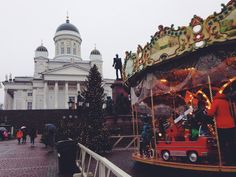 CHRISTMAS IN FINLAND  #christmas #festive #inspiration #Finland #Helsinki #joy #city #landscape #Europe