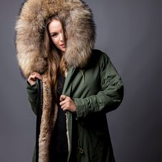 Our Khaki Parka will keep you warm this Spring  #SouthWestTen