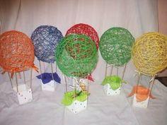 Ideas de dulceros para fiestas infantiles (27) - Decoracion de Fiestas Cumpleaños Bodas, Baby shower, Bautizo, Despedidas