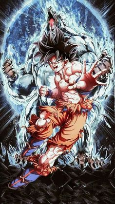 NEW Dragon Ball Goku Ultra Instinct Print On Custom Shower Curtain Luxury Design Dragon Ball Gt, Dragon Z, Goku Wallpaper, Art Anime, Anime Manga, Goku Manga, Anime Artwork, Manga Girl, Anime Naruto