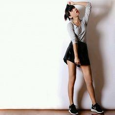 twee wu ezzentric topz cotton on nike ezzenteictwee fashionblogger hongkong sneakers fashion