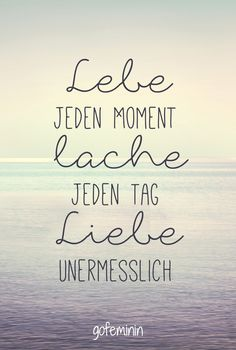 All the little magic moments: things that just make us happy ♥ Still mesprüchehr wise sayings and quotes you can find here: www. The Words, More Than Words, Cool Words, Wise Quotes, Words Quotes, Inspirational Quotes, Wise Sayings, Citations Sages, German Quotes