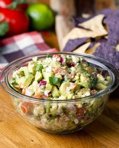 Avocado Salsa #TastyFreshFriday