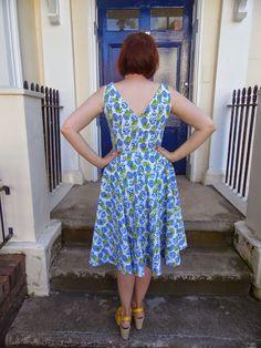 "Christine Haynes - ""Emery Dress"""
