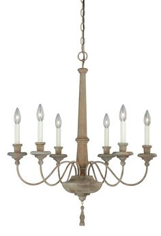 View the Vaxcel Lighting H0079 Lucca 6 Light Single Tier Chandelier - 27 Inches Wide at Build.com.