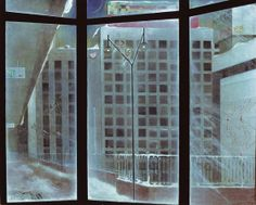 雪景  /  162.1 ×130.3cm (S.D.B.展 1999)