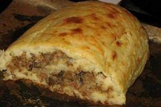 Rulada de cartofi cu carne – o combinație savuroasă! - Retete Usoare