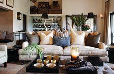 Yvonne OBrien Interior Design / Londolozi Pioneer Camp