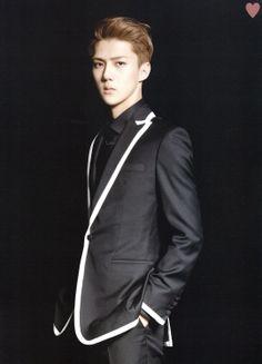 SEHUN - EXO Official Goods Brochure
