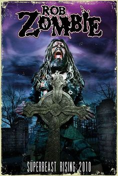 Ad poster by Rob Zombie (2010)
