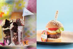 Brownie & Burger