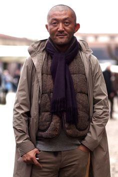 Herringbone puffer    http://anakral.blogspot.com.au/2012/11/who-what-wear-puffer-jacket-for-him.html