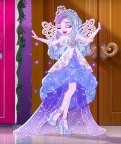 Farrah is my spirit animal! Ever After High, Lizzie Hearts, Raven Queen, Fairy Godmother, High Art, Magical Girl, Cartoon Art, My Little Pony, Art Girl