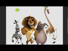 Como deixar o fundo da imagem transparente e salvar no Photoshop - YouTube