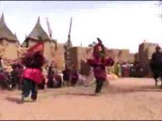 Dogon Sigi Ritual Dance (Mali)