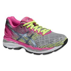 53f4b55344062 Asics Women's Nimbus 18 - Pete Bland Sports the Running Specialists. Ladies  Road Cushioned Shoes for Neutral Pronators.