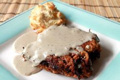 Life-Changing Chicken Fried Steak | If you like steak, you'll love this Southern version too!
