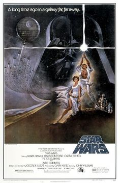 Star Wars: Episode IV - A New Hope (1977)      This is my all time favorite movie.  It's the one that sparked my love of movies.