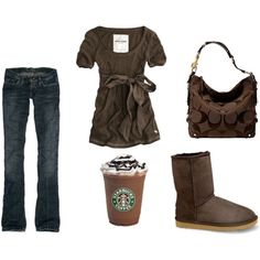 has all my favorite things: Coach, UGG, and Starbucks (: ugg Cyber Monday View More: www.yi5.org