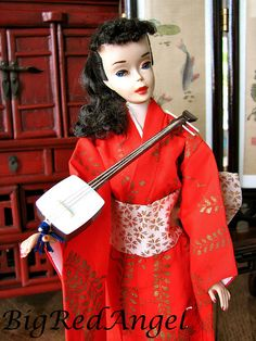 Candy Fashion Doll Circa 1960 Vintage Barbie in Japan