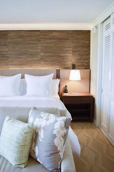 Beautifully renovated rooms at the Four Seasons Resort Oahu at Ko Olina, Hawaii