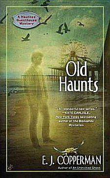 Old Haunts by E.J. Copperman ~ Kittling: Books