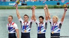 Rowing Gold!