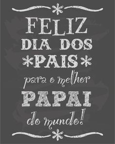 Com muito amor! <3 #FelizDiadosPais