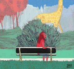 Post Apocalypse & Giraffe • Julia Cejas