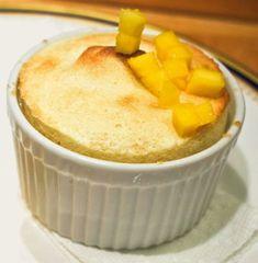 Mango Souffle Recipe - How to Make Mango Souffle