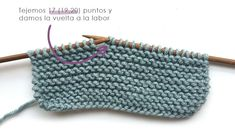 Knitted Baby Booties -Two needle EASY Knitting Pattern & tutorial Baby Booties Knitting Pattern, Baby Boy Knitting Patterns, Baby Hats Knitting, Easy Knitting, Baby Patterns, Doll Patterns, Knitted Baby Boots, Crochet Baby Booties, Handgemachtes Baby