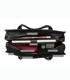 New York Laptop Bag (Ships April 4) - GRACESHIP Laptop Bags for Women  - 2
