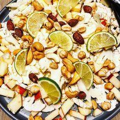 Super lkker blomklssalat salat blomkl mad foodie januar madensverden sundsalat mums