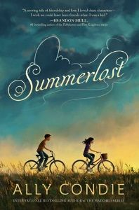 Review of Ally Condie's Summerlost by Sarah Berman, May/June 2016 Horn Book Magazine