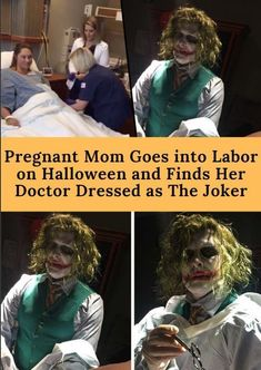 One Tennessee couple suffered from some comedically bad timing when a pregnant mom went into labor on Halloween - and her doctor was in the holiday spirit. Fitness Quotes, Fitness Goals, Fitness Motivation, Motivation Quotes, Orange Theory Workout, Workout At Work, Printable Workouts, Weird Dreams, Workout Schedule