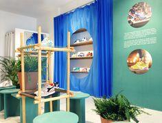 Diadora Bright Store @ Suede, Rome by Andrea Politi and Diana Marcocci