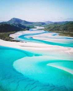 Whitehaven Beach Who's coming with? Places To Travel, Travel Destinations, Places To Visit, Dream Vacations, Vacation Spots, Destination Voyage, Australia Travel, Australia Photos, Beautiful Beaches