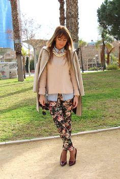 Florals – The Newest Spring Trend